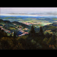 Thumbnail of Black Forest View