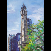Thumbnail of Chicago Water Tower