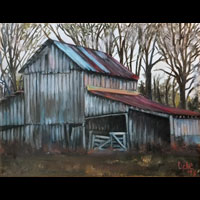 Thumbnail of Rusty Tennessee Barn