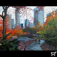 Thumbnail of Central Park Stroll